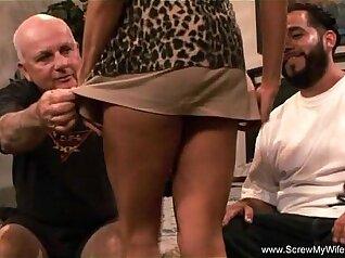 Big tits swingers amateurs exposed