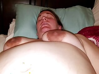 Convinced to plow sexy Preggo Blondane