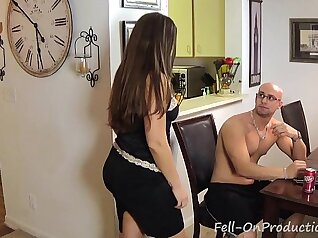 TUSHY Mother Goes Doggystyle On Son