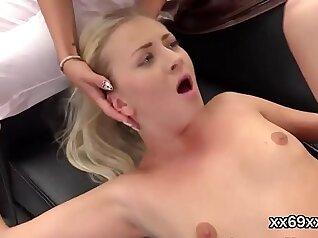Cute Sexy Virgin Girl Fucked by BBC