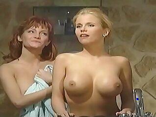 Gina Wild and Donna Winker FFM threesome