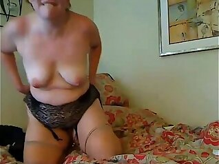 Slutty indian mom fucked by son and grandma