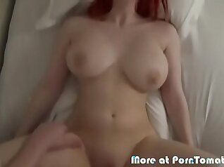 Big Natural Tits Redhead Fucked And Gets Multiple X Jalapextube Creampies