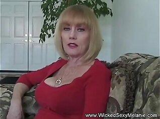 Sexy slutty stepmom Valentina Nappi fucked