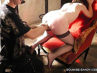 Dick And Fist Stuffing Pain Into Hot Nurse Angeles