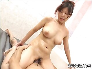 Audrey Jade and comrades asian couple