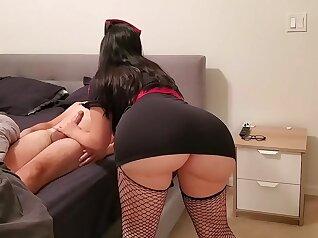 Nurse Anna De Ville Takes Huge Cocks In The Ass for Revenge
