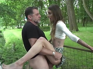 Hardcore BDSM dick shows juicy young pussy