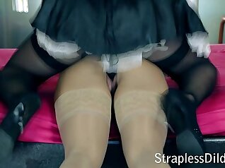 Brunettes and spindies in bondage