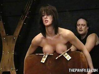 she london GB big tits amateur bondage walker and body changing seduction