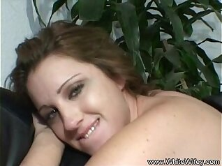 White Girl Goes Afro Porn and Assfucked by BBC