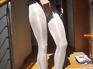 Audrey Moncci Pantyhose Feet and Legs Hitput