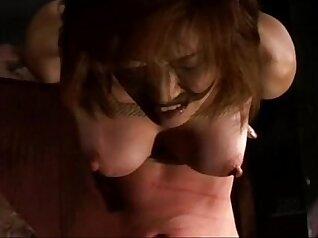 two black dicks for horny Japanese girl