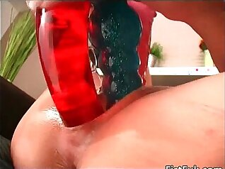 Bobbi Lynn goes on a crazy solo session with an uncle
