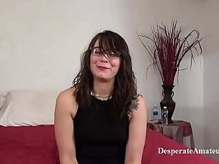 Casual Teen Sex - Good Money Loves Casting Sex and Anal & Swallowing amateur chicks